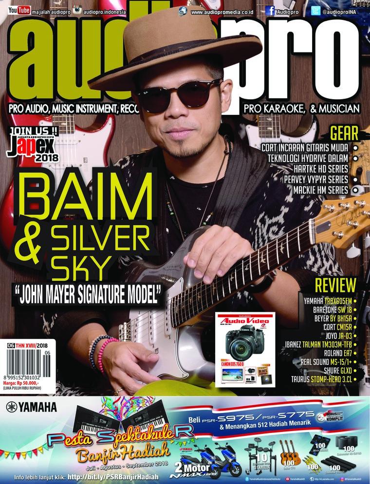 Audiopro Digital Magazine June 2018
