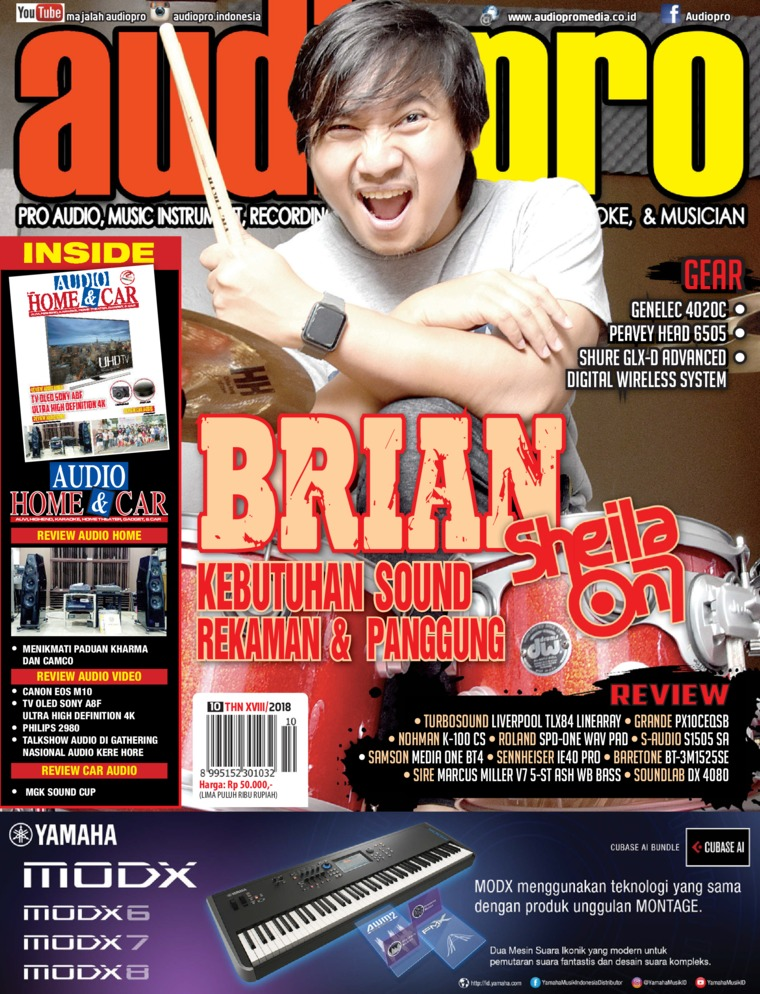 Audiopro Digital Magazine October 2018