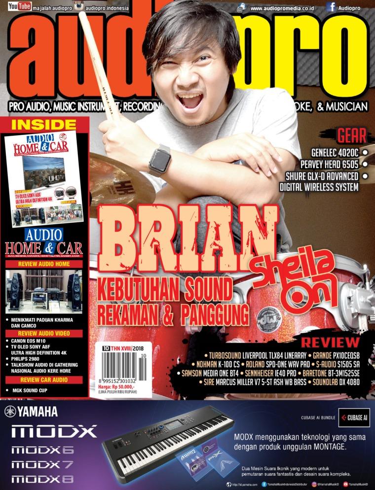 Majalah Digital audiopro Oktober 2018