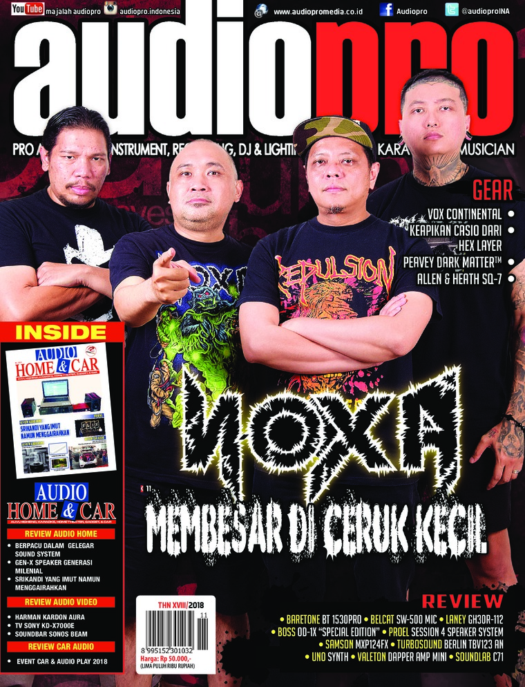 Audiopro Digital Magazine November 2018