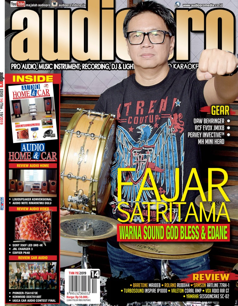 Majalah Digital audiopro Februari 2019