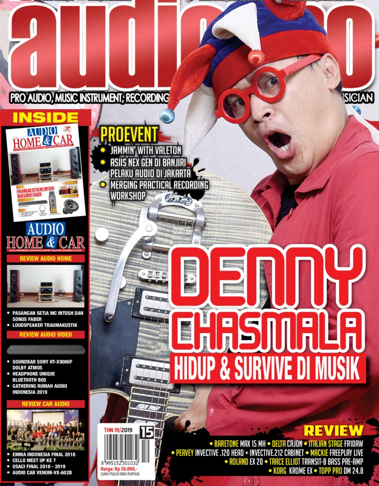 Audiopro Digital Magazine March 2019