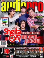 Cover Majalah audiopro April 2018