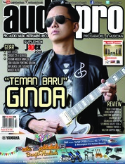 Audiopro Magazine Cover July 2018