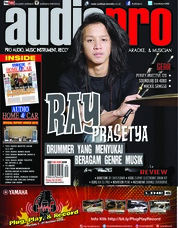 Audiopro Magazine Cover September 2018