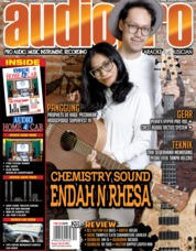 Cover Majalah audiopro ED 20 September 2019