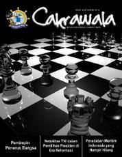 Cover Majalah Cakrawala ED 420 2014