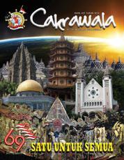 Cover Majalah Cakrawala ED 421 2014