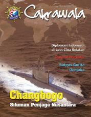Cover Majalah Cakrawala ED 425 2015