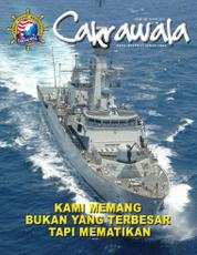 Cover Majalah Cakrawala ED 429 Desember 2015