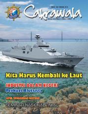 Cakrawala Magazine Cover ED 430 May 2016