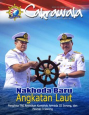 Cover Majalah Cakrawala