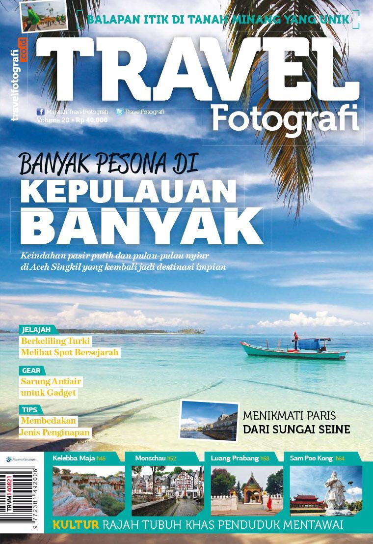 Majalah Digital TRAVEL Fotografi ED 08 2014