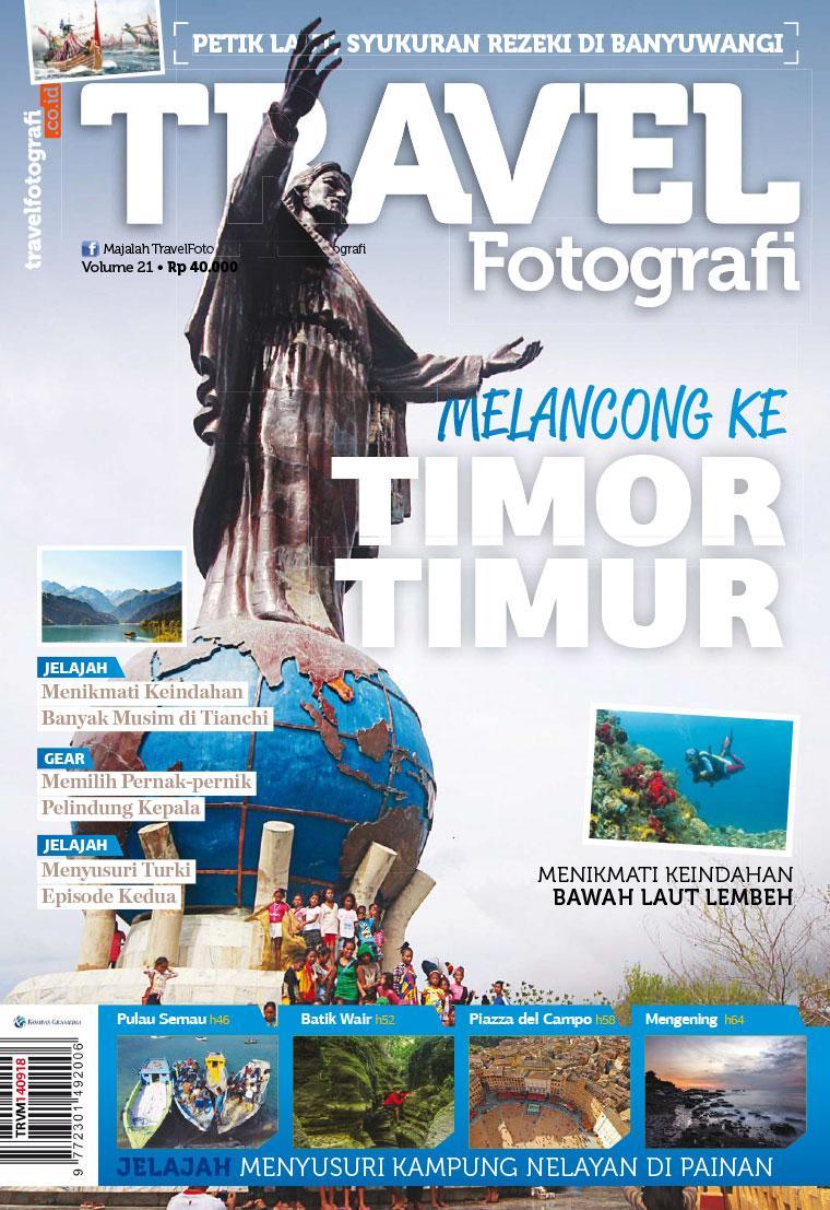 Majalah Digital TRAVEL Fotografi ED 21 2014