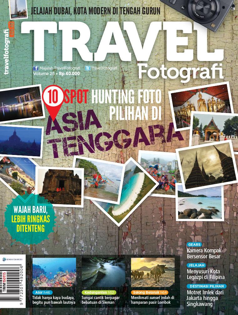 Majalah Digital TRAVEL Fotografi ED 25 2015
