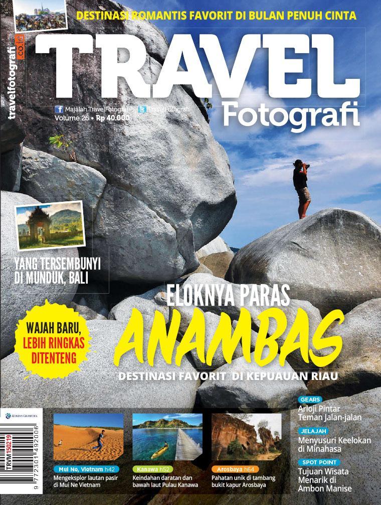 Majalah Digital TRAVEL Fotografi ED 26 2015