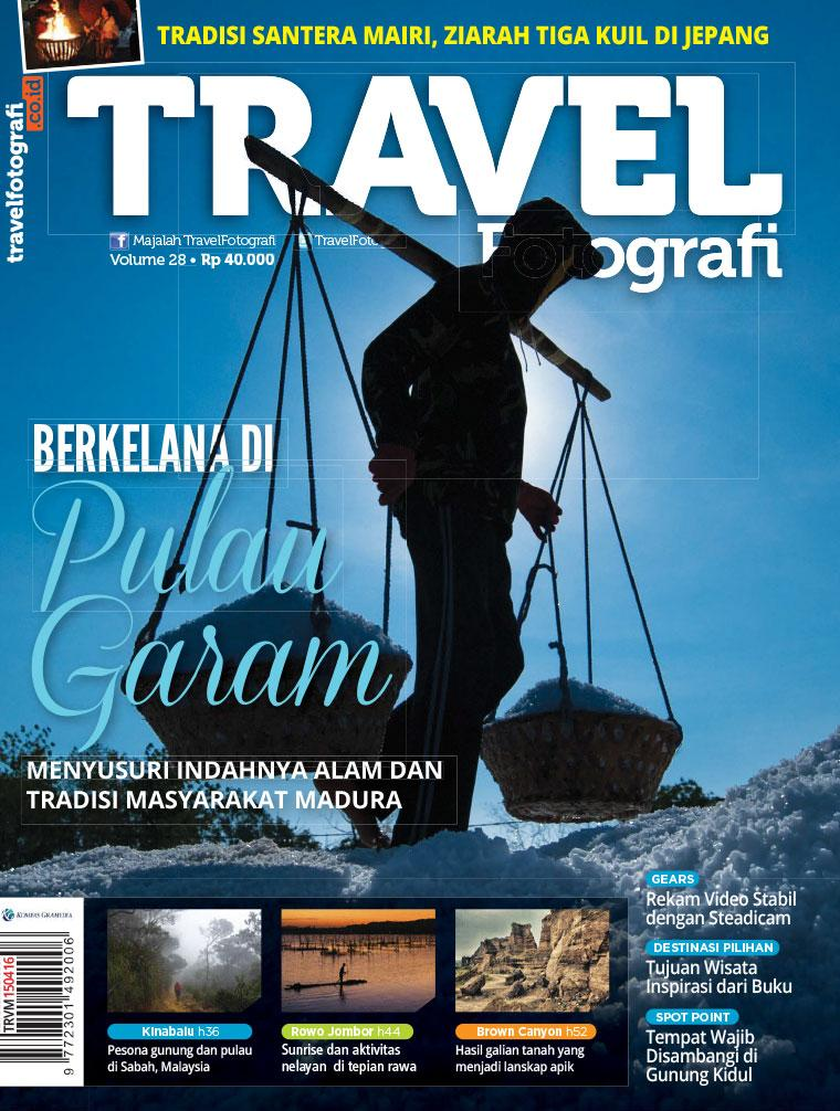 Majalah Digital TRAVEL Fotografi ED 28 2015