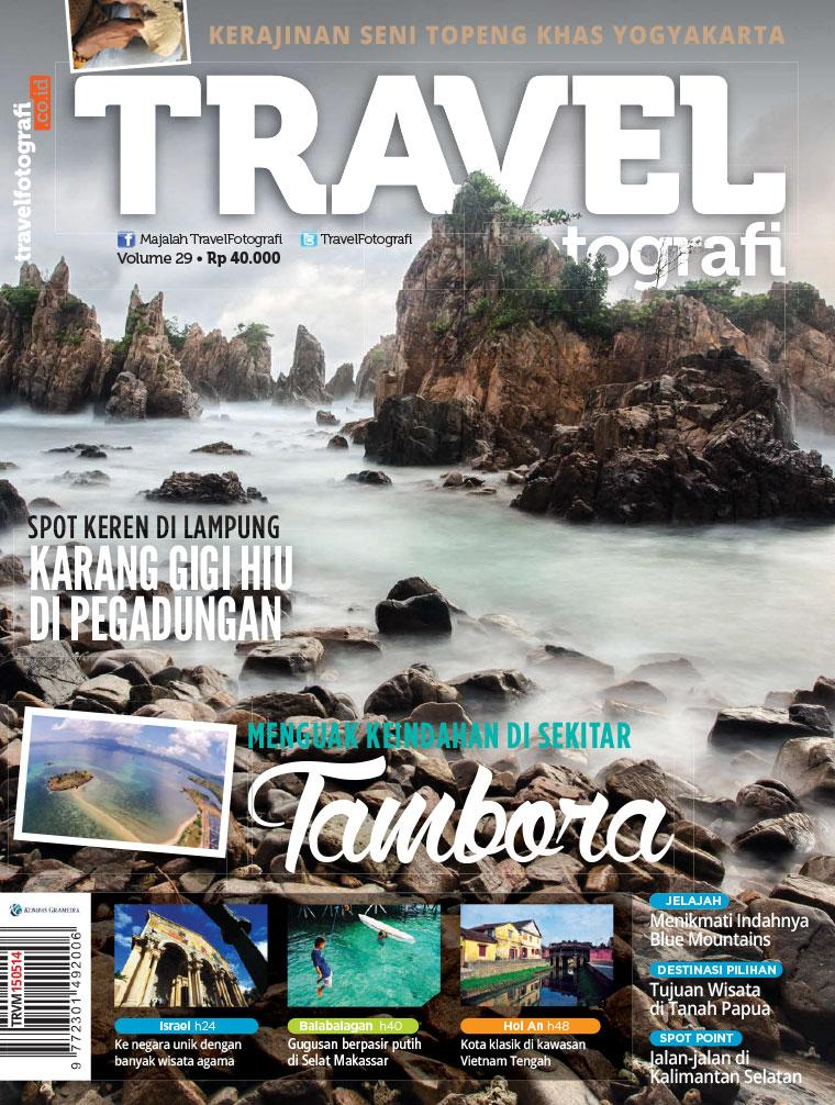 Majalah Digital TRAVEL Fotografi ED 29 2015