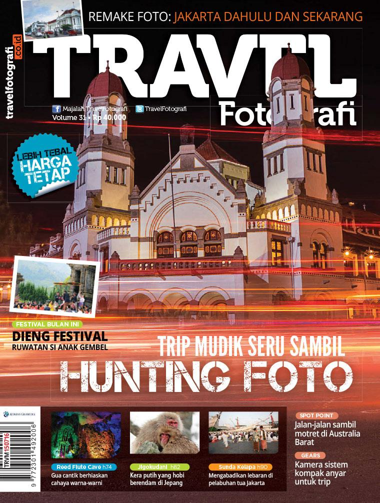 Majalah Digital TRAVEL Fotografi ED 31 2015