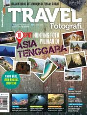 Cover Majalah TRAVEL Fotografi ED 25 2015