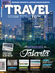 Cover Majalah TRAVEL Fotografi ED 30 2015