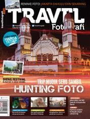 Cover Majalah TRAVEL Fotografi ED 31 2015