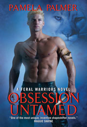 Obsession Untamed by Pamela Palmer Cover