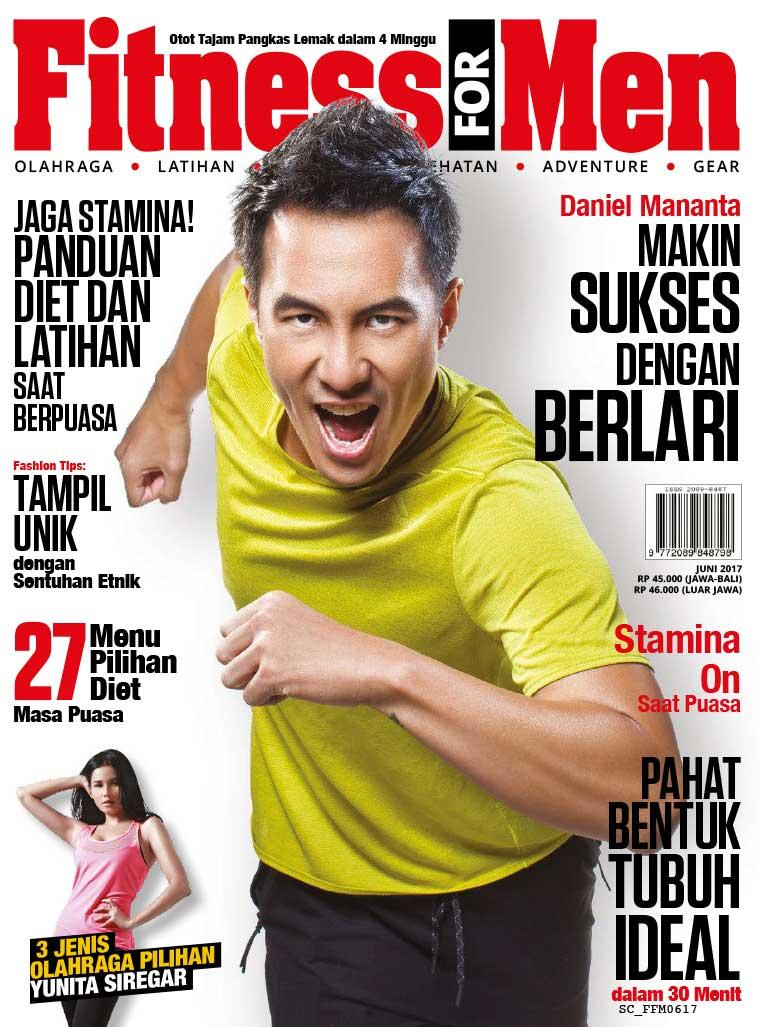 Majalah Digital Fitness For Men Indonesia Juni 2017