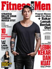 Cover Majalah Fitness For Men Indonesia November 2016