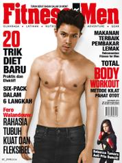 Cover Majalah Fitness For Men Indonesia Desember 2016
