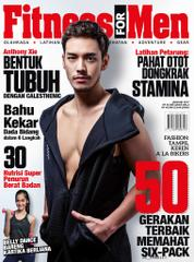 Cover Majalah Fitness For Men Indonesia Januari 2017