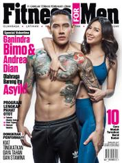 Cover Majalah Fitness For Men Indonesia Februari 2017