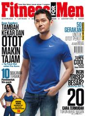 Cover Majalah Fitness For Men Indonesia Maret 2017