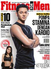 Cover Majalah Fitness For Men Indonesia April 2017