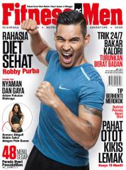 Cover Majalah Fitness For Men Indonesia Mei 2017