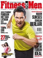 Cover Majalah Fitness For Men Indonesia Juni 2017