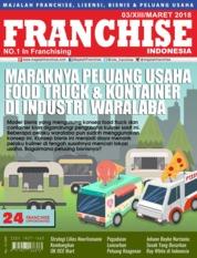 Cover Majalah INFO FRANCHISE Indonesia