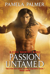 Passion Untamed by Pamela Palmer Cover
