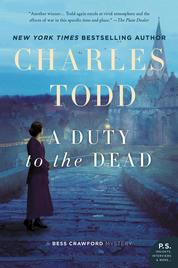 A Duty to the Dead by Charles Todd Cover