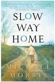 Slow Way Home by Michael Morris Cover