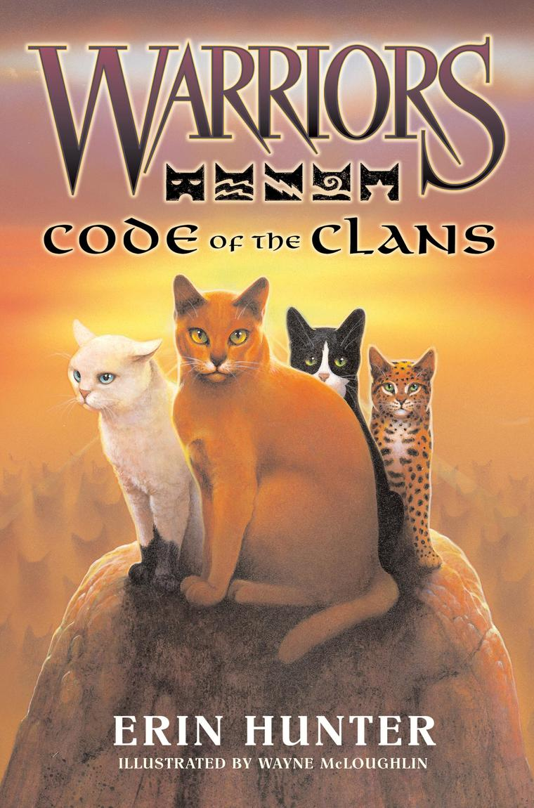 Buku Digital Warriors: Code of the Clans oleh Erin Hunter