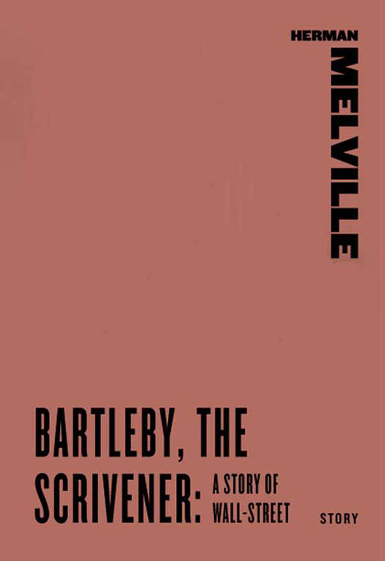 bartleby the scrivener a story of wall street The narrator of bartleby the scrivener begins the story by introducing the reader to the law office on wall street of which he was the manager when he first met bartleby the narrator describes himself as an unambitious, elderly lawyer who has enjoyed a comfortable tenure as master in chancery.