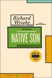 Cover Native Son oleh Richard Wright