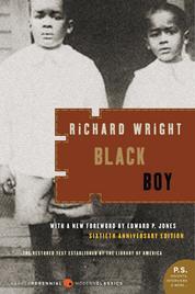 Cover Black Boy oleh Richard Wright