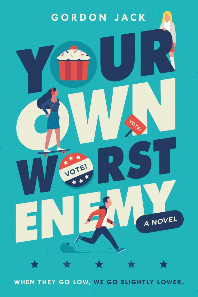 Buku Digital Your Own Worst Enemy oleh Gordon Jack
