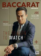 Cover Majalah baccarat Indonesia ED 20 Juni 2017
