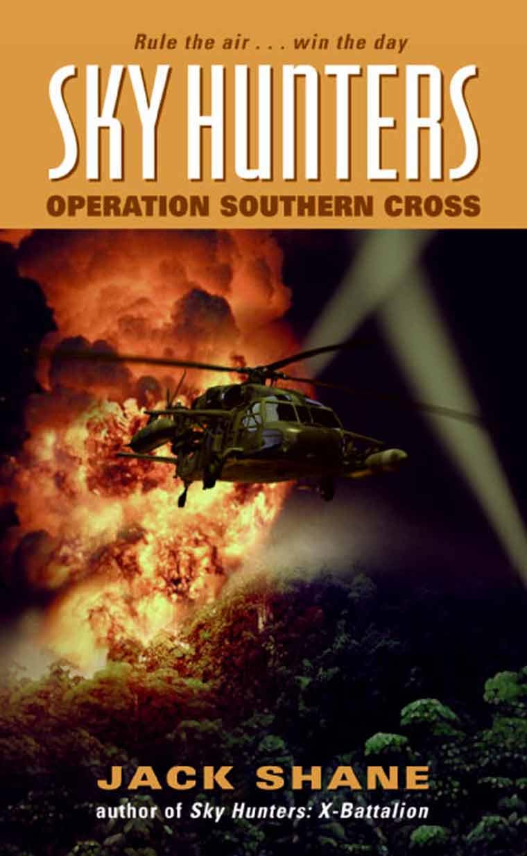 Buku Digital Sky Hunters: Operation Southern Cross oleh Jack Shane