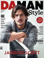 DAMAN Style Magazine Cover ED 01 2014