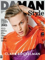 DAMAN Style Magazine Cover ED 02 2015