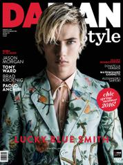 DAMAN Style Magazine Cover ED 04 March 2016